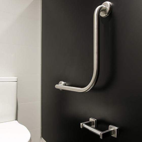 Washroom Products: Washroom Partitioning & Locker Solutions