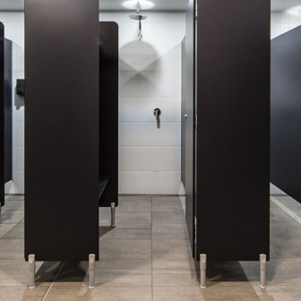 Pedestal Mounted Cubicle Partitioning Systems