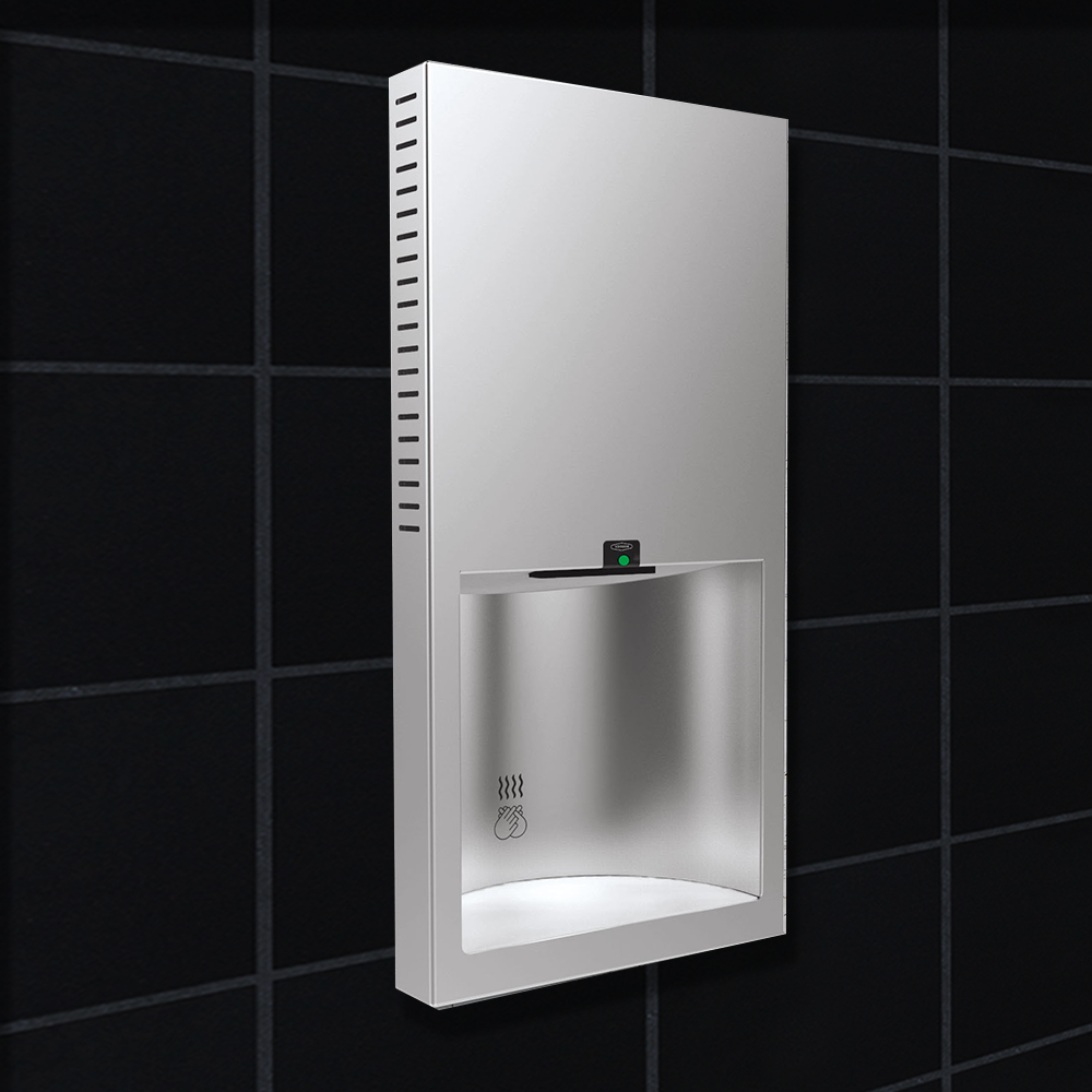 Washroom Products: Bobrick Commercial Hand Dryers