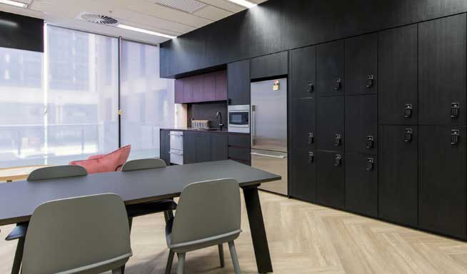 Commercial Washroom Fitouts